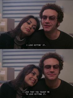 Hyde and Jackie Hyde That 70s Show, Jackie That 70s Show, Thats 70 Show, Series Movies, Movies And Tv Shows, Tv Series, Tv Quotes, Movie Quotes, Steven Hyde