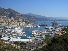 Monaco.  Absolutely spectacular.  Would LOVE to go back. WILL go back.  :-)