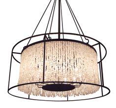 Aspen Chandelier by Fuse Lighting