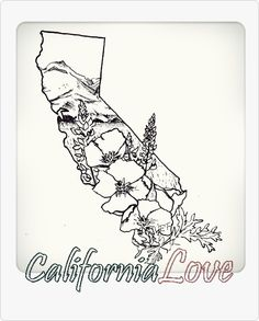 Bay Area California LOVE