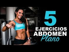 ABDOMEN ESPECTACULAR 5 EJERCICIOS QUE NO FALLAN - YouTube Complete Ab Workout, 10 Min Ab Workout, Intense Ab Workout, 6 Pack Abs Workout, Cardio Abs, Ab Core Workout, Oblique Workout, Workout Songs, Workout For Flat Stomach