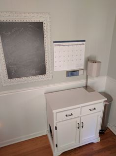 Restoring an old cabinet into a Poop Palace (#QuickCrafter)