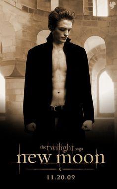 The Twilight Saga : New Moon (2009)   BrRip   Dual Audio (Hindi/English)   Mediafire Link