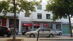 Agência do Banco Popular na Visconde Valmor em Lisboa