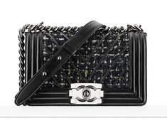 0ac61a3f5f758d Check Out 60 of Chanel's Never-Before-Seen Pre-Collection Fall 2017 Bags