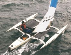 simple plywood trimaran - Google Search