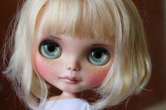 muñeca blythe custom OOAK