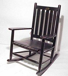 Dixie Seating Company Bob Timberlake Lodge Rocking Chair