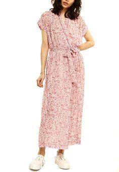 Rodebjer Olympia Chiffon röd - Lilly is Love Olympia, Fashion Shoes, Fashion Clothes, Kaftan, Short Sleeve Dresses, Feminine, Shirt Dress, Summer Dresses, How To Wear