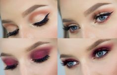 QUICK: Two Looks Using Anastasia Modern Renaissance Palette