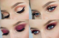 QUICK: Two Looks Using Anastasia Modern Renaissance Palette