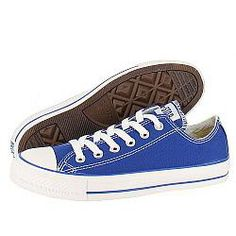 Royal blue converse! (for wedding..... maybe.... just don't judge me)