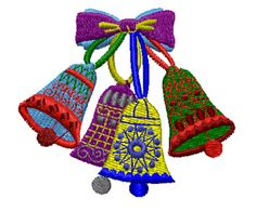 #embroidery #embronetto  Christmas Embroidery Designs Set 01