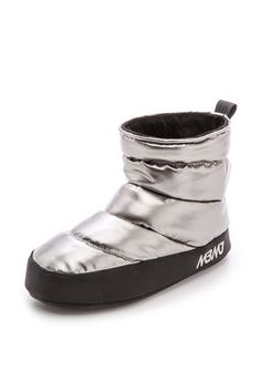 30 Snow Boots To Buy NOW Before The Polar Vortex Arrives #refinery29  http://www.refinery29.com/womens-snow-boots#slide5  Antarctic explorer or astronaut? Sometimes, you don't have to choose. Marc by Marc Jacobs Galaxy Moon Booties, $128, available at Shopbop.