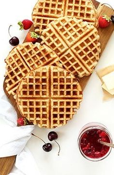 6 waffle recipes that will make you WANT to get out of bed