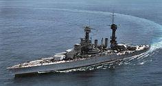 USS Colorado BB-45, 1923-1947