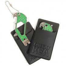 Cheeky kea keyring/ everything tool