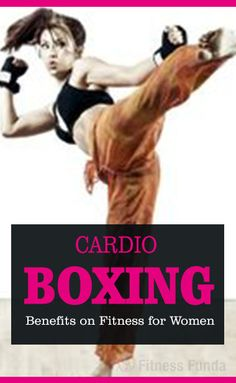 It has been accepted and recommended by Sports researchers that cardio-boxing is among the best exercise or workout form, on the grounds that it conditions whole body. #cardio #fitness #fitness_tips #exercise #cardio_workouts #workout_plans