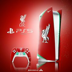 Liverpool Poster, Liverpool Fans, Skin Hacker, Fifa Card, Ps4 Game Console, Connect Games, Playstation 5, Xbox, Gamer Setup