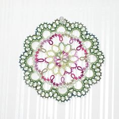 """""""Arches doily (c) Marilee Rockley"""""""