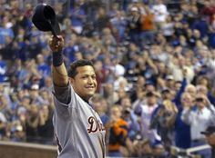 Tigers slugger Miguel Cabrera won MLB's first Triple Crown in 45 years. (AP)
