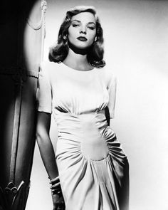 so I discovered Lauren Bacall in the movie To Have and Have Not, and I absolutely love her <3 <3 I definitely plan on watching more of her movies soon :)
