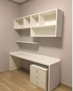 Best DIY Crafts For Teen Girls Bedroom Ideas Shelves .- Best DIY crafts for teen girls bedroom ideas shelves ideas, - Study Room Decor, Diy Room Decor, Bedroom Crafts, Diy Bedroom Decor For Girls, Ikea Girls Bedroom, Wall Decor, Home Office Design, Home Office Decor, Office Table