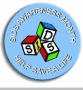 Sids Awareness Month Help Save a life by mysticdragonss on Etsy, $1.50