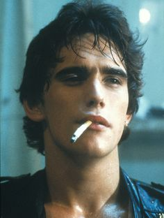 Matt Dillon as Dallas Winston: I already pinned this onto Men but I love it so much that I'm pinning it again.
