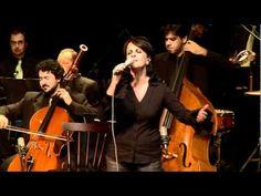 Leila Pinheiro e OSRJ - Catavento e Girassol (Guinga & Aldir Blanc) - YouTube