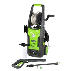 Greenworks 1700-PSI 1.2-GPM Electric Pressure Washer