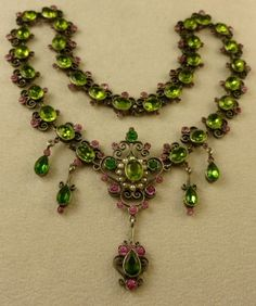 ONE OF THE BEST SUFFRAGETTE MOVEMENT NECKLACES EVER CIRCA 1900 | eBay