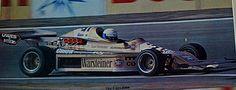 Keke Rosberg - Toj F201 BMW - Team Warsteiner Eurorace - X Deutschland Trophäe - Jim Clark Gedächtnisrennen - 1976 European Formula 2 Championship, Round 1