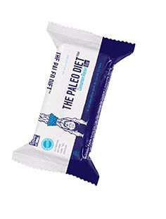 The Paleo Diet Bar - Cinnamon Raisin Bar 2.47 Ounces (Case of 12)