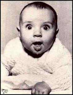 Baby Simon Le Bon!