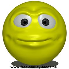 Big Smileys große Smilies Kiss Kissing Smileys Kuss Küssen Smilies animated animierte 3D
