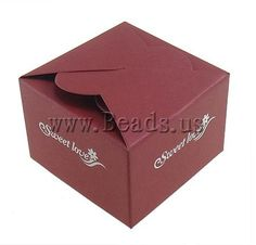 Jewelry Gift Box  http://www.beads.us/product/Cardboard-Gift-Boxes_p20249.html