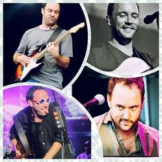 Many faces of Dave