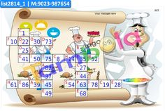 Design Master Chef Crossword Kukuba in category Kitty Party in Masterchef theme as product item Crossword kukuba under product Tambola Housie Designs Kitty Party Games, Cat Party, Couple Party Games, One Minute Games, Paper Games, Crossword, Color Card, Games To Play, Master Chef