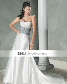 vestidos de novia color plata - Google Search