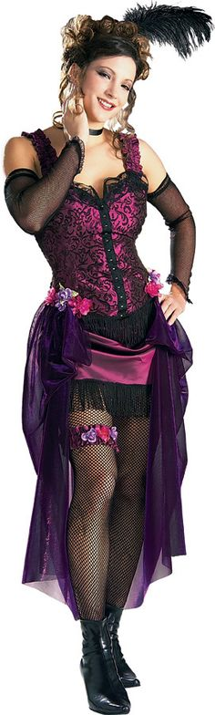 2b53553fe8 Old West Saloon Gal Saloon Girl Costumes