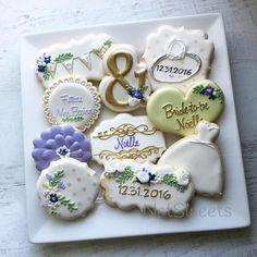 Bridal shower cookies  #bridalshowercookies