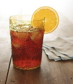 Negroni: gin + sweet red vermouth + Campari