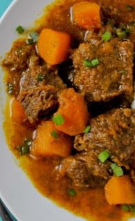 Bengali Recipe: Beef With Pumpkin