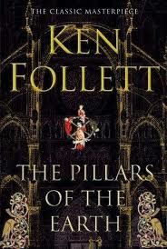 "TOP 5 FAV BOOKS:  ""Pillars of the Earth""  Fiction based around the adaptations of Architecture during the middle ages."
