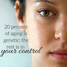 Did you know that 20% of aging is genetic but the rest is in your control? Rodan + Fields can help you take care of the the 80% so that you could age gracefully for the rest of your life! Click here now to see what products would help you https://iarman.myrandf.com/Pages/OurProducts/GetAdvice/SolutionsTool
