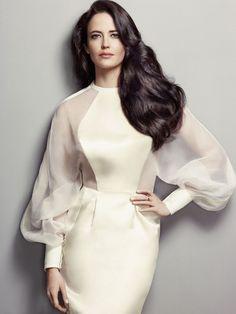 Eva Green poses for L'Oréal Professionnel (2015) photoshoot - http://celebs-life.com/?p=81479