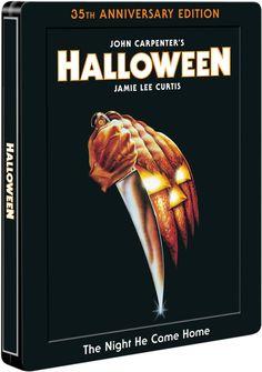 Movie Steelbooks - Halloween Steelbook