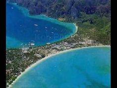 Tsunami hit Ko Phi Phi in Thailand near Phuket.    Copyright:  Kalle Widelius   kalle@widevox.com