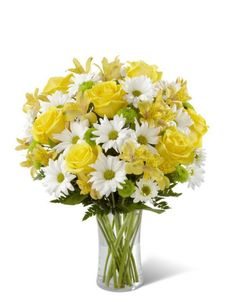 Live in sunshine with a vibrant assortment of beautiful flowers